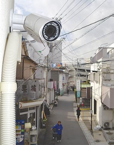 防犯カメラ 追浜本町町内会